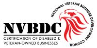 National Veteran Business Development member certification